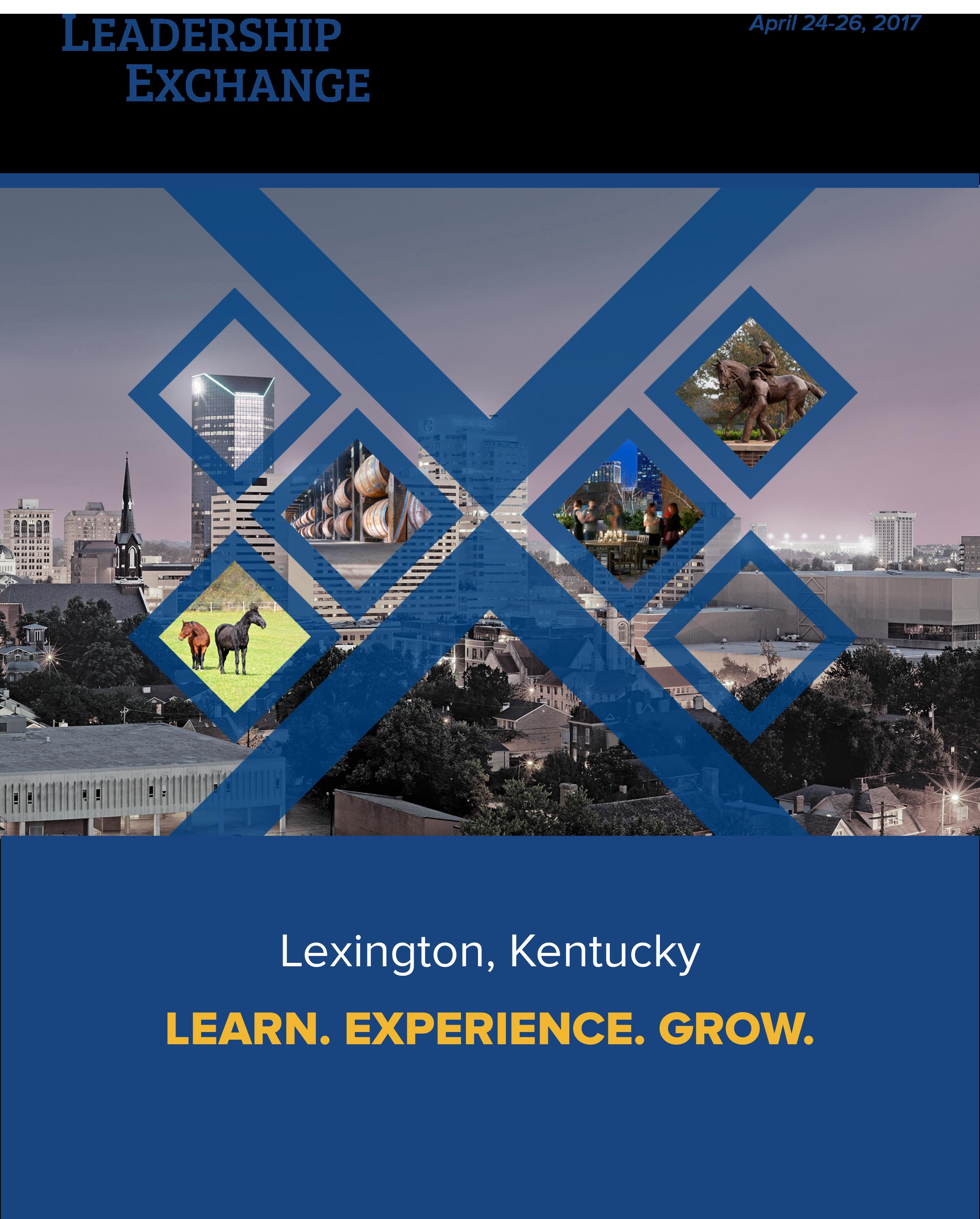 Leadership Exchange Book 2017